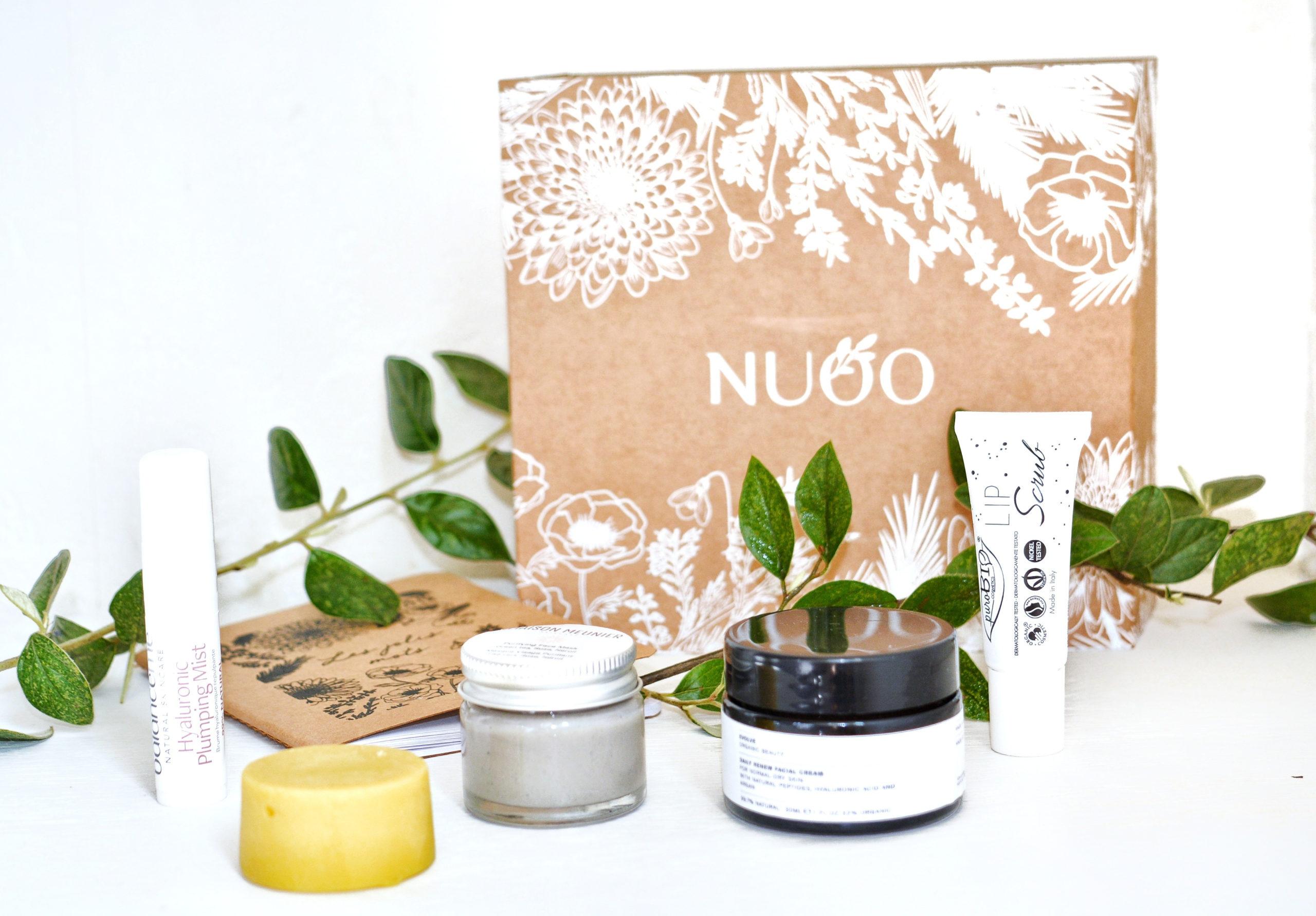 La box beauté bio Nuoo box vaut-elle vraiment le coup ?