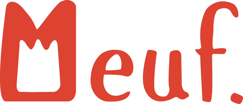 Meuf logo